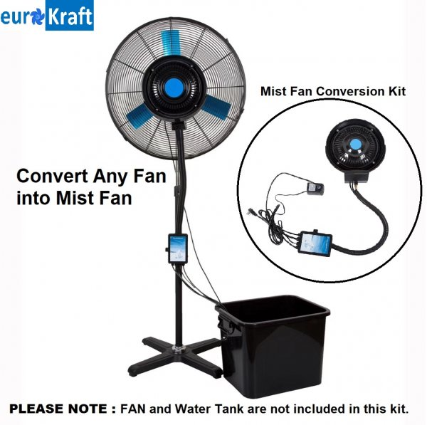 Mist Fan Conversion Kit